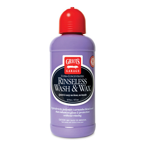 Griots Garage 10493 Rinseless Wash and Wax - 16oz