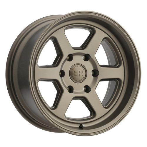 Black Rhino Wheels Black Rhino Rumble Wheel, 5x108
