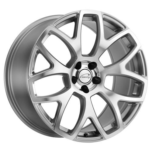 Coventry Wheels Coventry Ashford Wheel, 5x108