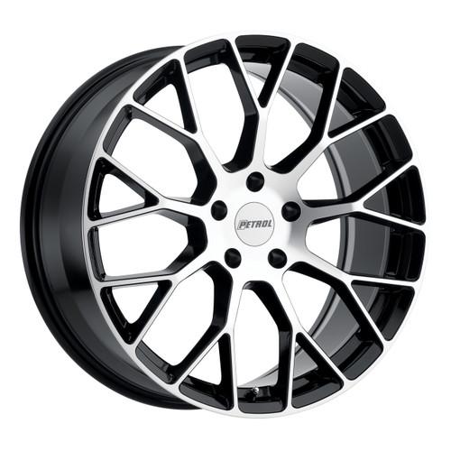Petrol Wheels Petrol P2B Wheel, 5x108