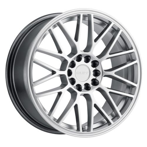 Ruff Wheels Ruff Overdrive Wheel, 5x108