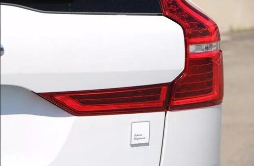 Genuine Volvo VP-124105 Genuine Volvo SPA V60/XC60 Rear Emblem, Polestar Engineered text