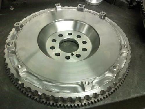 SPEC Single Mass Aluminum Flywheel, SAAB 9-3 Viggen