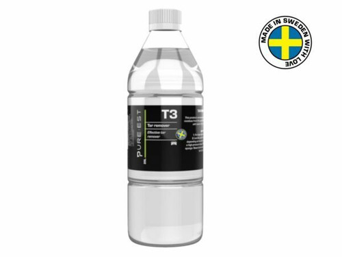 Pureest T31000K T3 Degreaser for Cold Climates - 1 Liter