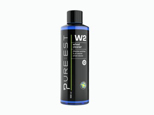 Pureest W2500K W2 Acid Free Wheel Cleaner - 500ml