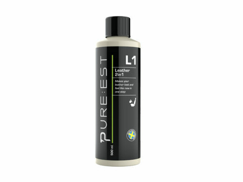 Pureest L1500K L1 Leather Clean and Protection - 500ml