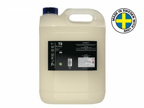 Pureest T35000 T3 Degreaser for Cold Climates - 5 Liter