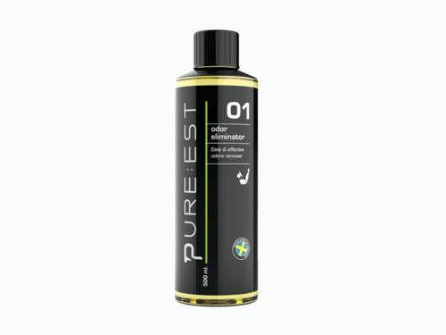 Pureest O1500K O1 Odor Remover - 500ml
