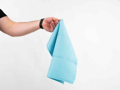 Pureest K6735 Waffle Weave Towel
