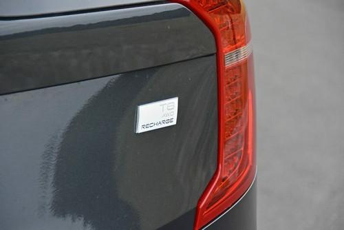 Genuine Volvo 332328058 Genuine Volvo 2021 XC60/XC90 T8 Recharge Rear Emblem