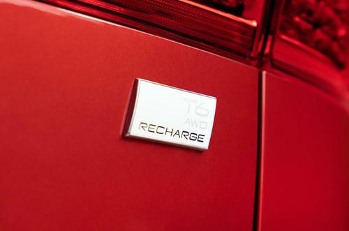 Genuine Volvo 331333651 Genuine Volvo 2021 XC60/XC90 T6 Recharge Rear Emblem