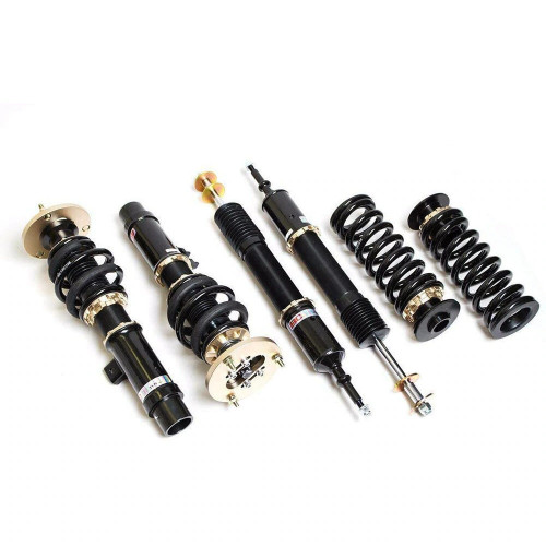 BC Racing H-02-BR BC Racing H-02-BR Coilover Kit, 99.5-05 MK4/A4 VW Golf/JETTA IV