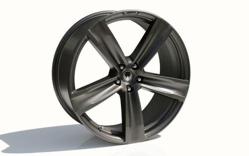 HEICO SPORTIV H07710214TM Heico Volution V Wheel, Titanium Matte 21x9, 2021 Polestar 2