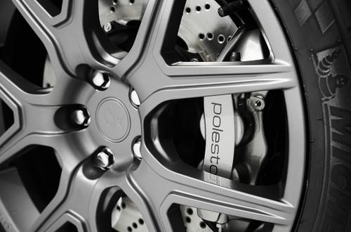 Genuine Polestar VP-111008 Genuine Polestar Front Brake Kit, Volvo S60/V60 MY 2017-2018