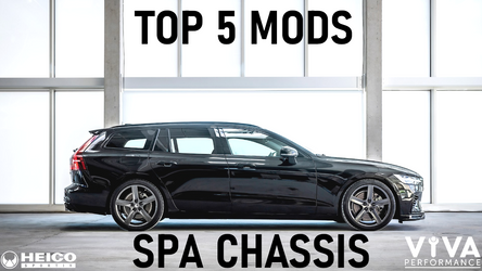 Top 5 Mods For SPA Chassis Cars!