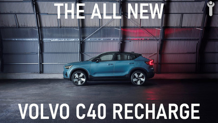 The All New Volvo C40 Recharge