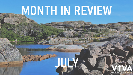 July 2020 - Month In Review