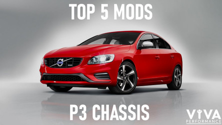 Top 5 Mods For P3 Chassis Cars!