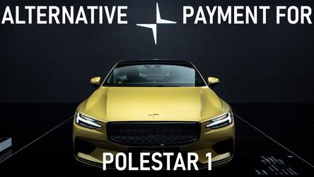 Polestar Accepts Art As Payment For 2021 Polestar 1