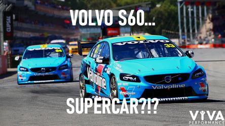 A Volvo Supercar: Cyan Racing's S60 V8SC