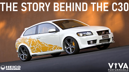 The Story Behind The C30, One Of Volvo's Most Beloved Cars