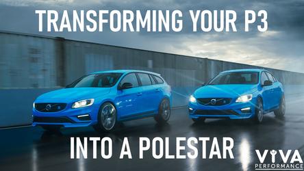 How to Transform Your P3 Into a Polestar!
