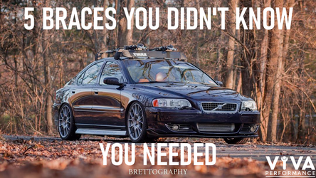 5 Chassis Braces You Didn't Know You Needed