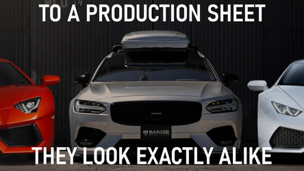 To A Production Sheet, They Look Exactly Alike...