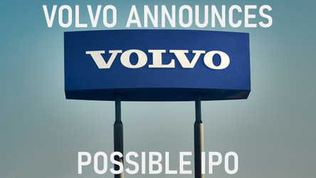 Volvo Announces Plans for IPO
