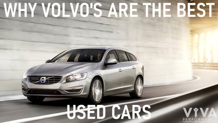 Why Volvo's Are The Best Used Cars