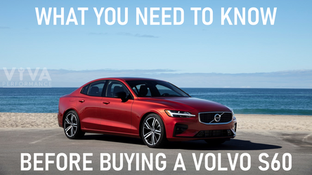 What You Need To Know Before Buying A Volvo S60