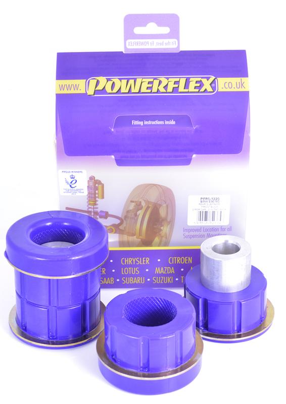 Powerflex Poly For BMW E90 E92 E93 M3 06-13 Rear Diff Rear Mounting Bush