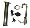 EGR Delete Kit EGR Bypass Kit With Pipe Ford 6.0L Powerstroke 03.5-07 RCD