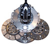 550HP SDD3250-5G South Bend Street Dual Disc Clutch  Dodge Getrag 1988-1993 South Bend Clutch