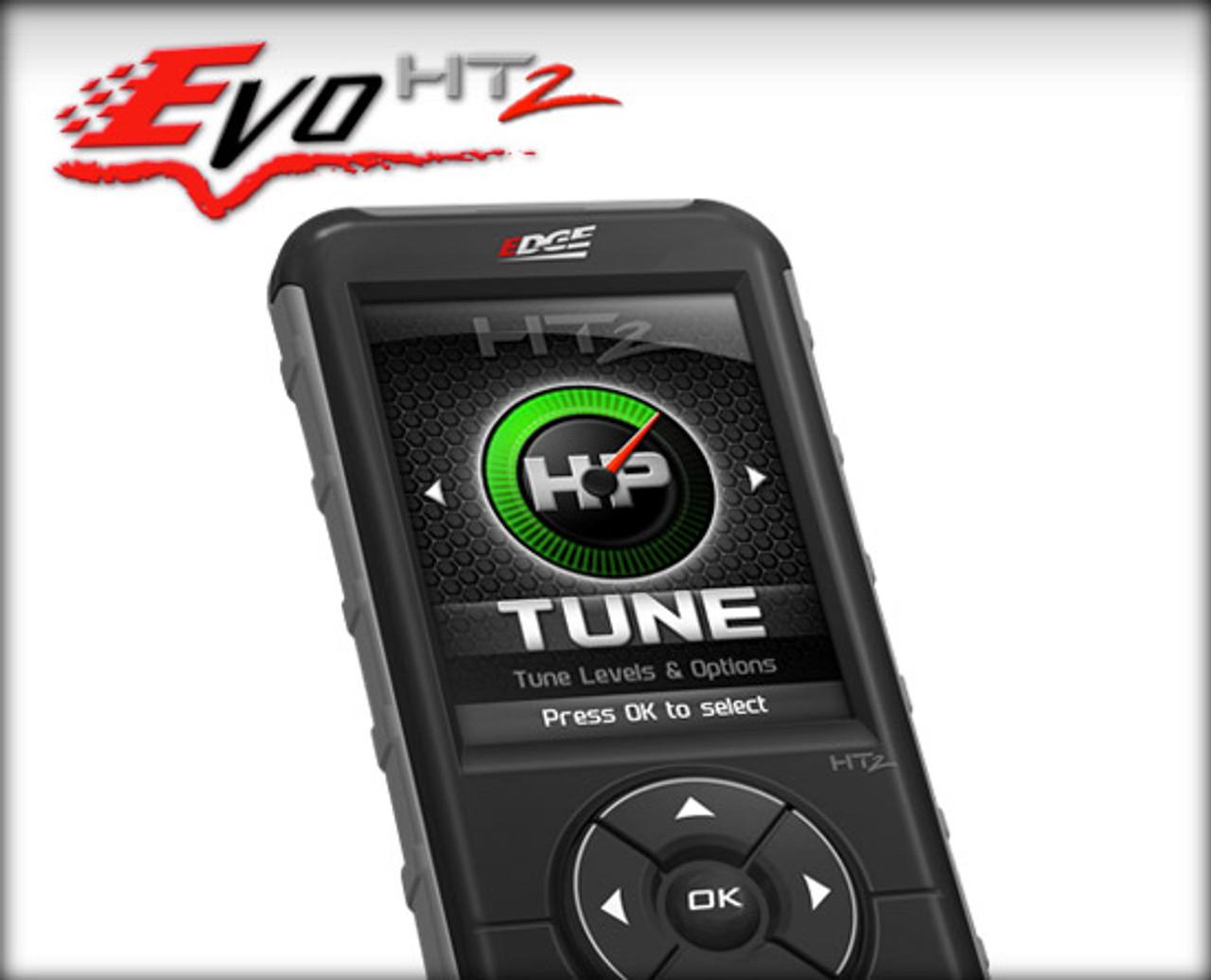 Edge EVO HT2 Programmer Hand-held Performance Tuner Dodge Cummins 2003-2012