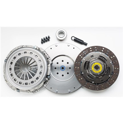 "400HP 13125-OK South Bend Clutch W/ 13"" Flywheel Dodge Getrag 88-93, NV4500 94-04, Non-HO 235HP NV5600 99-00.5"