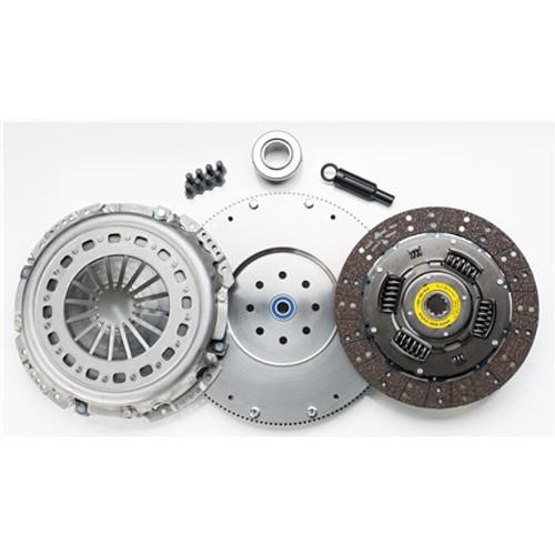 "400HP 13125-OK South Bend Clutch W/ 13"" Flywheel Dodge Getrag 88-93, NV4500 94-04, Non-HO 235HP NV5600 99-00.5"