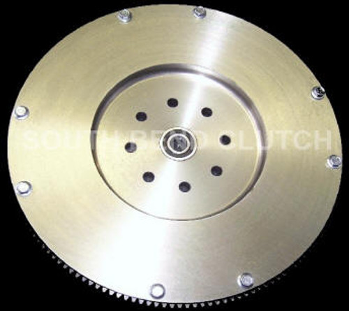 Solid Mass Flywheel 167890-5 South Bend Clutch Replacement Flywheel for SBC 13 Inch Conversion Clutches Dodge Getrag 88-93, NV4500 94-04, Non-HO 235HP NV5600 99-00.5