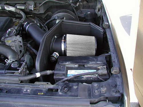 Diesel Elite Stage-2 Pro DRY S Cold Air Intake System 1994-1997 Ford