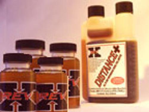 Rev-X Oil Additive and Distance+ Diesel Fuel Additive Starter Kit