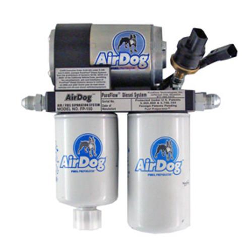 AirDog II-4G (DF-165-4G): 2005-2010 Dodge Cummins 5.9L, 6.7L
