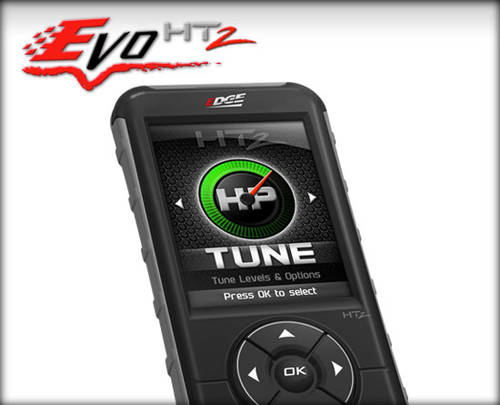Edge EVO HT2 Programmer Hand-held Performance Tuner  Dodge Cummins 1998.5-2012  (36040)