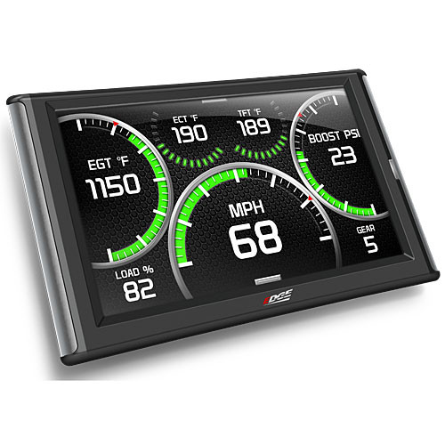 Edge Cts2 Monitor >> Edge Evolution Cts2 Diesel In Cab Programmer Monitor With Digital Gauge Display For Obdii Enabled Vehicles