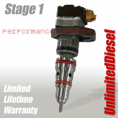 UDP Stage1 Stock 160cc Performance Injectors 19945 1997 Ford 73L Powerstroke