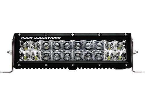 LED Light Bar 10 Inch E-Series Spot Light/Flood Light Combo by Rigid Industries  RIG110312