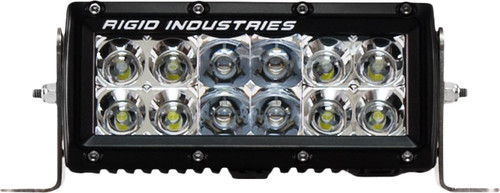 "LED Light Bar 6"" E-Series Spot Light/Flood Light Combo by Rigid Industries RIG106312"