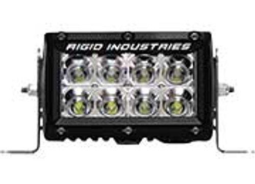 "LED Light Bar 4"" E-Series Flood Light Bar by Rigid Industries RIG104112"