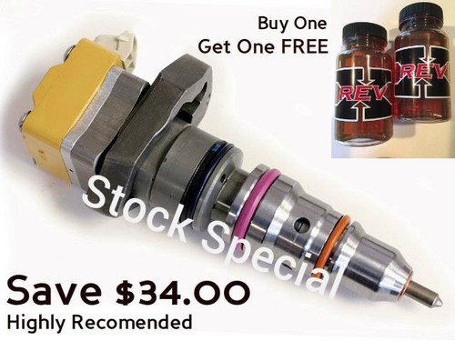 RevX Special_UDP Injectors 15% Enhanced Stock AD Injectors 1999-2003 Ford 7.3L Powerstroke