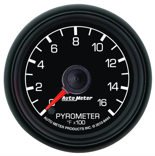 Day AutoMeter Factory Match Analog  Pyrometer Gauge 8444