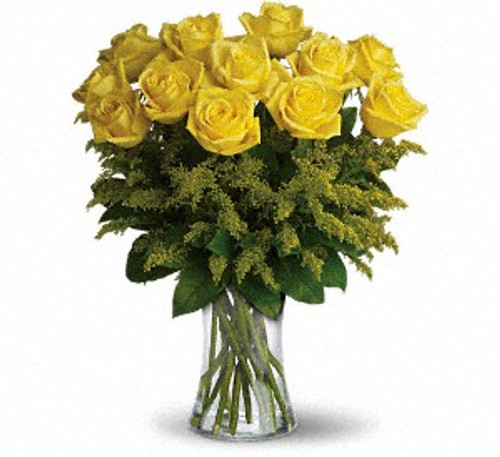 Sunshine Rose Bouquet